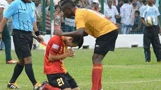 I-League- East Bengal Capitalise on Controversial Penalty to Beat Mohun Bagan - Sports News Video