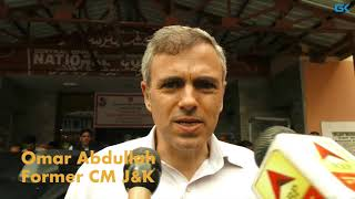 Article 35-A row- Not taking help of separatists, says Omar Abdullah