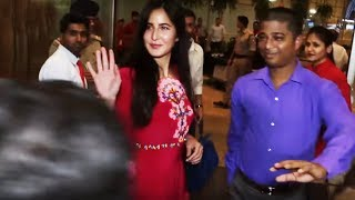 Katrina Kaif LEAVES For IIFA 2017 New York, Spotted At Airport