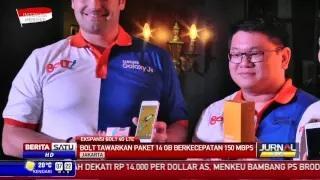 Gandeng Samsung, Bolt Incar 120 Ribu Pelanggan Baru