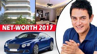 Aamir Khan's NET Worth, Cars, House 2017 - Bollywood's Mr. Perfectionist