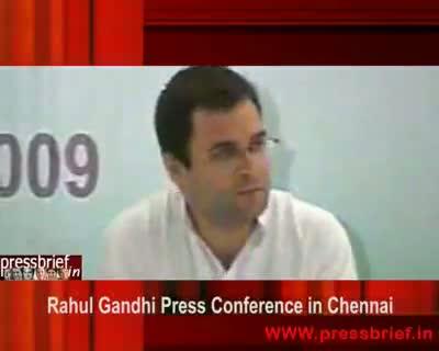 Rahul Gandhi in Chennai (01),10 Sep 2009