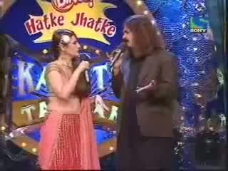 Comedy Circus - Shakeel n Urvashi - 11 october 08