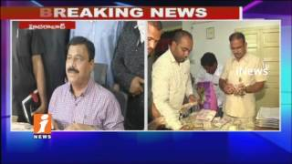 Police Busted Old Currency Exchange Gang |  Rs.4.5Cr Scrapped Notes Seized | Hyderabad | iNews