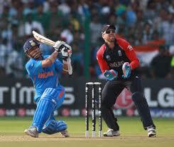 Sachin Tendulkar 120 runs-India vs England World Cup 2011