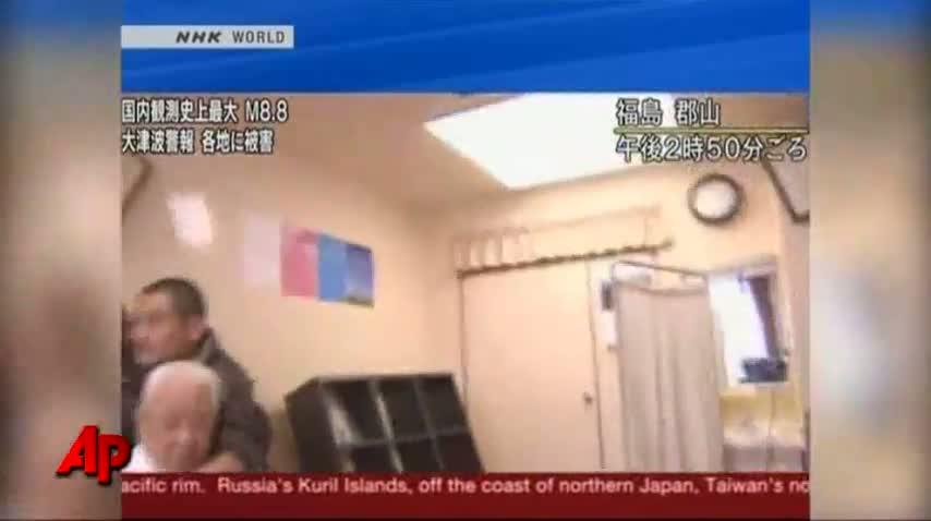Hundreds Killed in Tsunami After 8.9 Japan Quake
