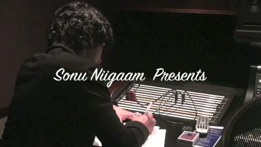 Sonu Niigaam's Tribute to Michael Jackson - MJ This One's For You