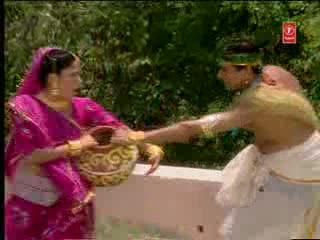 Mohe Panghat Pe Nandlal Chhed Gayo Re  Bhajan Video Song - Shyam Teri Bansi(Krishan Bhajan)