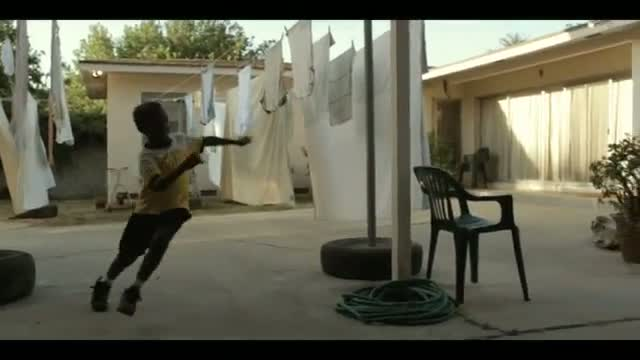 Nike and quot,Fate and quot, Leave Nothing commercial w/ LT and Polamalu