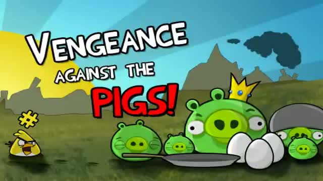 Angry Birds In Video