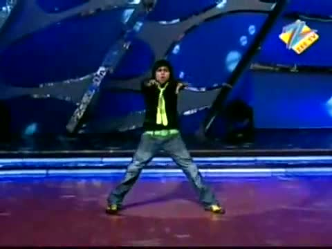 Prince India's top popping and locking Dance India Dance Season 1