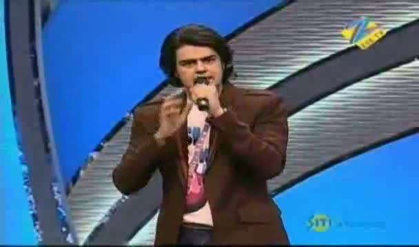 Ruturaj and Vaishnavi 22 April  2011   Dance Ke Superstars  Video