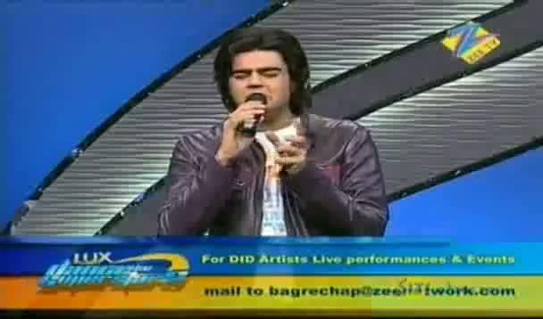 Puneet 23  April  2011  Dance Ke Superstars
