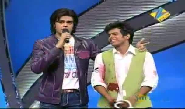 Ruturaj And Siddhesh Performane On Govinda's Song  Dance Ke Superstars 23 April 2011