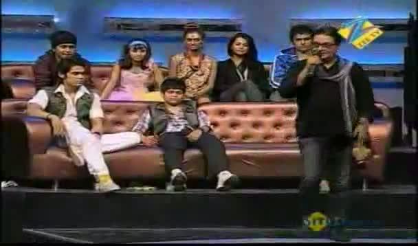 Yana Gupta performance on  new movie chalo dilli item song laila me laila video Dance Ke Superstars 30 april 2011