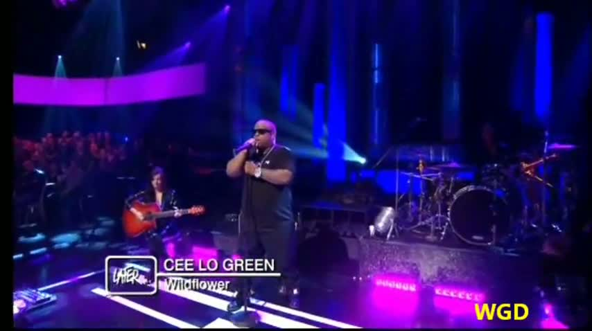 Cee Lo Green - Wildflower Live on 'Later with Jools Holland' Video