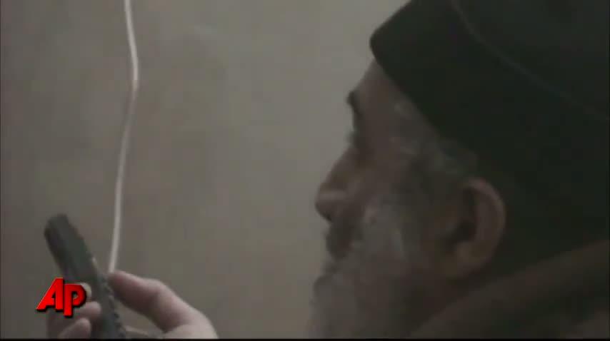 Pentagon Releases Videos of Osama bin Laden