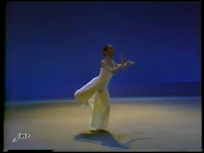 Martha Graham's Diversion of Angels (excerpt)