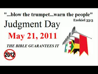 Chris McCann interview about Judgment Day (May 21 2011)