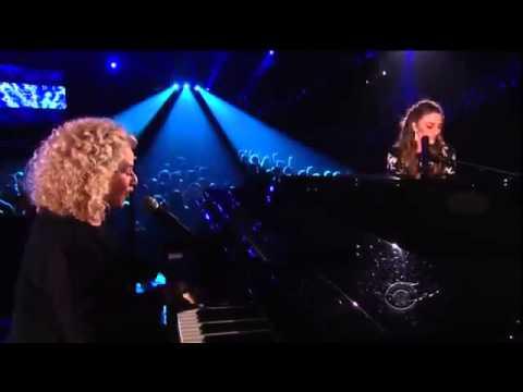 Grammy Awards 2014 Full Show - Carole King and SaraBareilles live Performance @ Grammy Wwards 2014