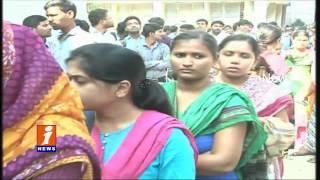 Bandaru Dattatreya Attends Chief Guest For Job Mela at Basheerbagh Law College | Hyderabad | iNews