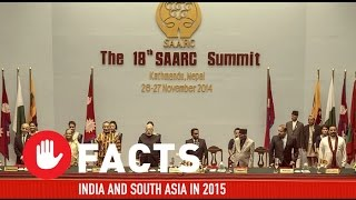 Five Facts- India & South Asia in 2015