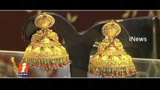 Black Money Converting to Jewellery and Gold Biscuits   Jabardasth   iNews