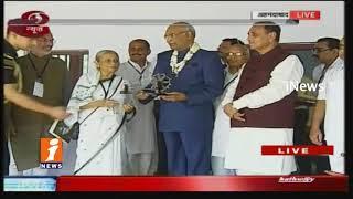President Ram Nath Kovind Visits Gandhi Ashram In Gujarat | iNews