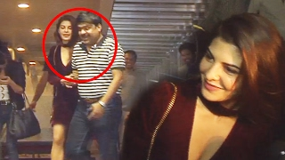 Jacqueline Fernandez On VALENTINE DATE, Spotted Partying LATE NIGHT