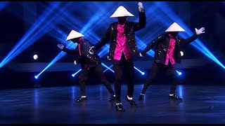 Dancing Straw-Hats | Quick Crew Routine | Japanese Dance by @WDA-TIPA