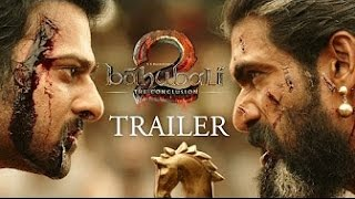 Baahubali 2 - The Conclusion | Official Trailer  | Prabhas | Rana Daggubati