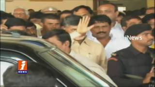 CM Chandrababu Naidu to Visit Visakhapatnam   Meeting With ISRO Chairman   Andhra Pradesh   iNews