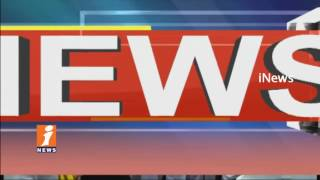 Minister Devineni Uma Fires On Contractors Over Handrineva Canal Works Delayed  Anantapur | iNews