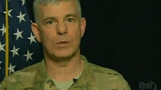 US to Islamic State Leader- We Are Hunting You - News Video