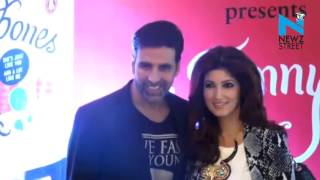 Akshay Kumar reduces half his fee for drought affected News Video