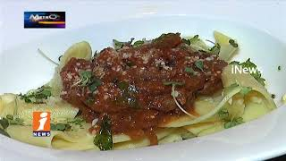 Italian Food Festival In Novotel Hotel | Hyderabad | Metro Colours | iNews