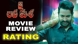 Jai Lava Kusa Movie Review & Ratings || NTR, Nivetha Thomas, Raashi Khanna || #JaiLavaKusa