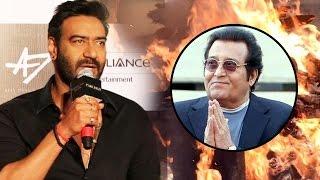 Ajay Devgn REACTS To Vinod Khanna's Shocking D€ATH