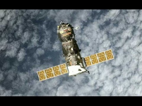 Unmanned Russian Spacecraft Plunging to Earth News Video