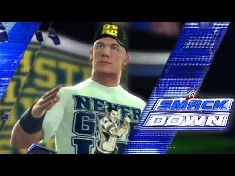 """WWE SmackDown Open - """"WWE 2K14"""" Style - WWE Wrestling Video"""