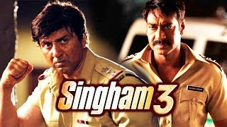 New Singham! Sunny Deol REPLACES Ajay Devgn In Singham 3
