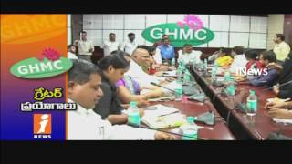 GHMC Fails On Illegal Construction &Development Works | Officials Neglects |Hyderabad| iNews