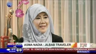 Female Zone: Asma Nadia, Antara Menulis dan Traveling #1