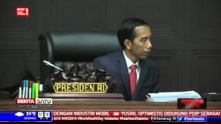 Jokowi: Politik Kita Politik Kerja, Bukan Politik Wacana!