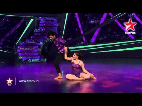 Nach Baliye 6 - 4th January 2014 - Ripu and Shivangi's romantic performance