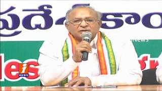 Jaipal Reddy Demands Modi Apologies To Public Over Notes Ban   iNews