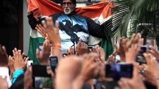 Amitabh Bachchan Takes on Andrew Flintoff on Virat Kohli Versus Joe Root Comparison Sports News Video