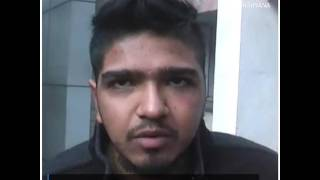 Man is beaten brutally for asking for his money from a friend in Sonipat!
