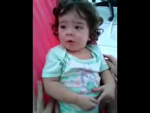whatsapp videos different emotion on baby face