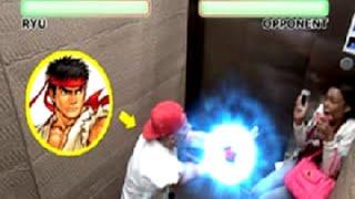 Video Jahil Lucu - Dikerjain Pendekar di Lift